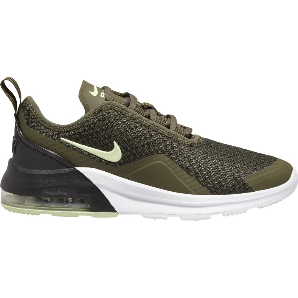 NIKE Schuh Air Max Sequent 2 (GS) blackmetallic silverdark