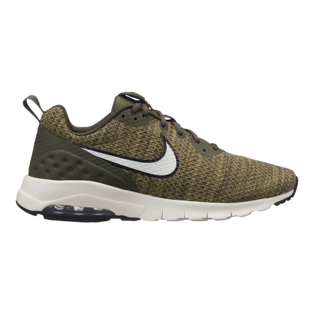 Nike Air Max 90 LE Schuhe oliv schwarz Lifestyle, Running