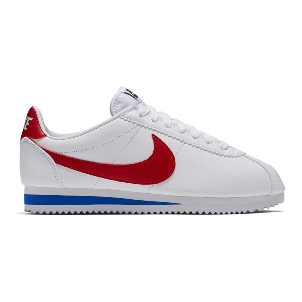 Nike Classic Cortez Nylon Weiß Sneakers Damen Online Bestellen