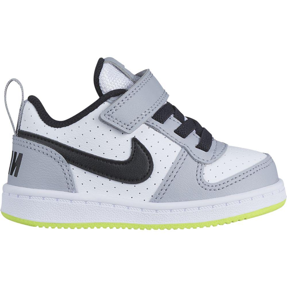 Adidas VL Court Sneaker Kinder Klettverschluss 30 weiß