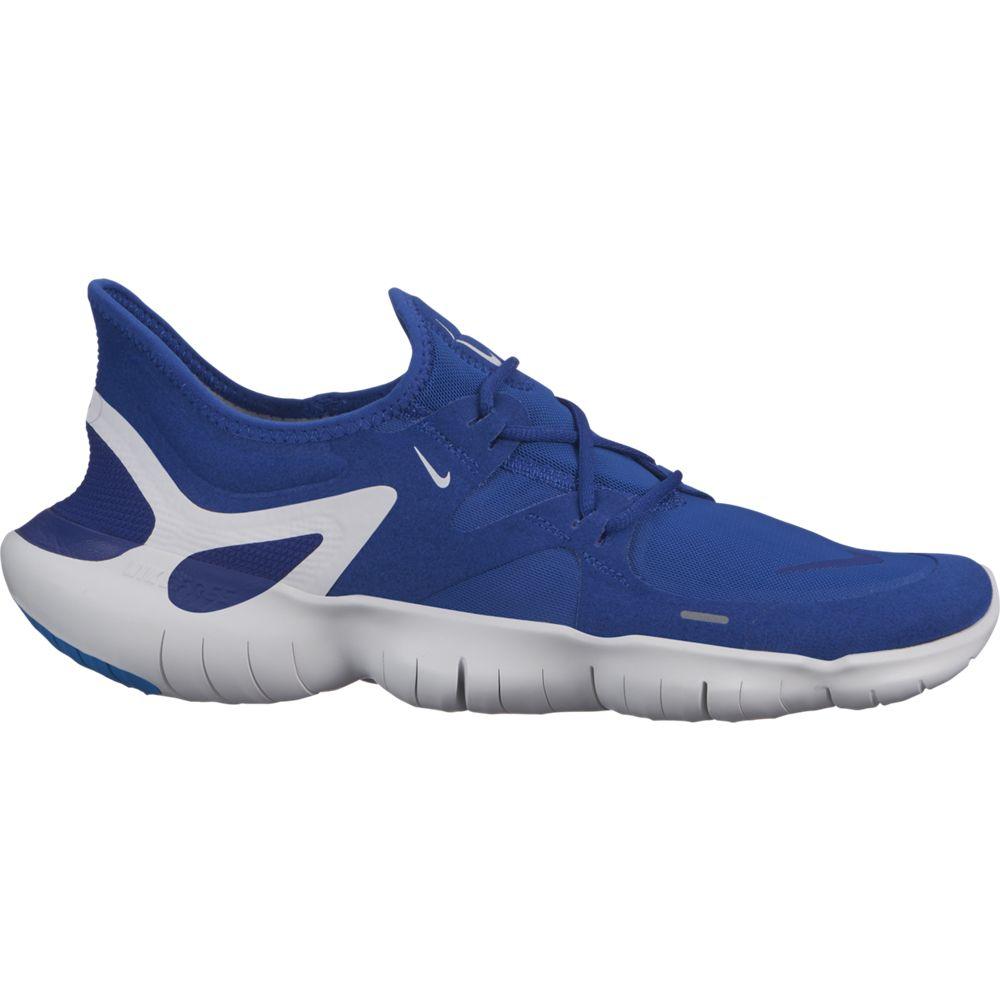 nike free nike classic, Nike Free 5.0 Herren Blau Weiß 40 45