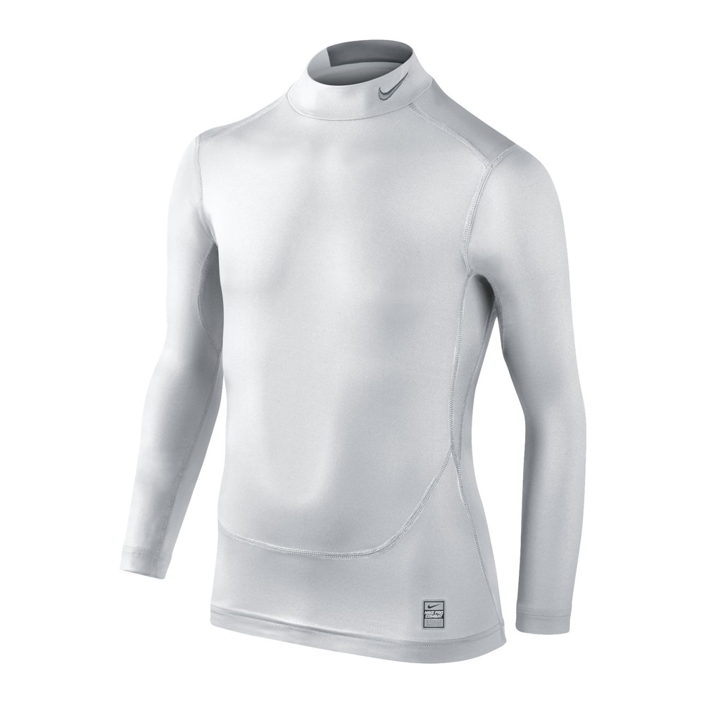 c025a2c67aedc2 Funktionsshirt Neck Core Compression langarm Kinder. Nike