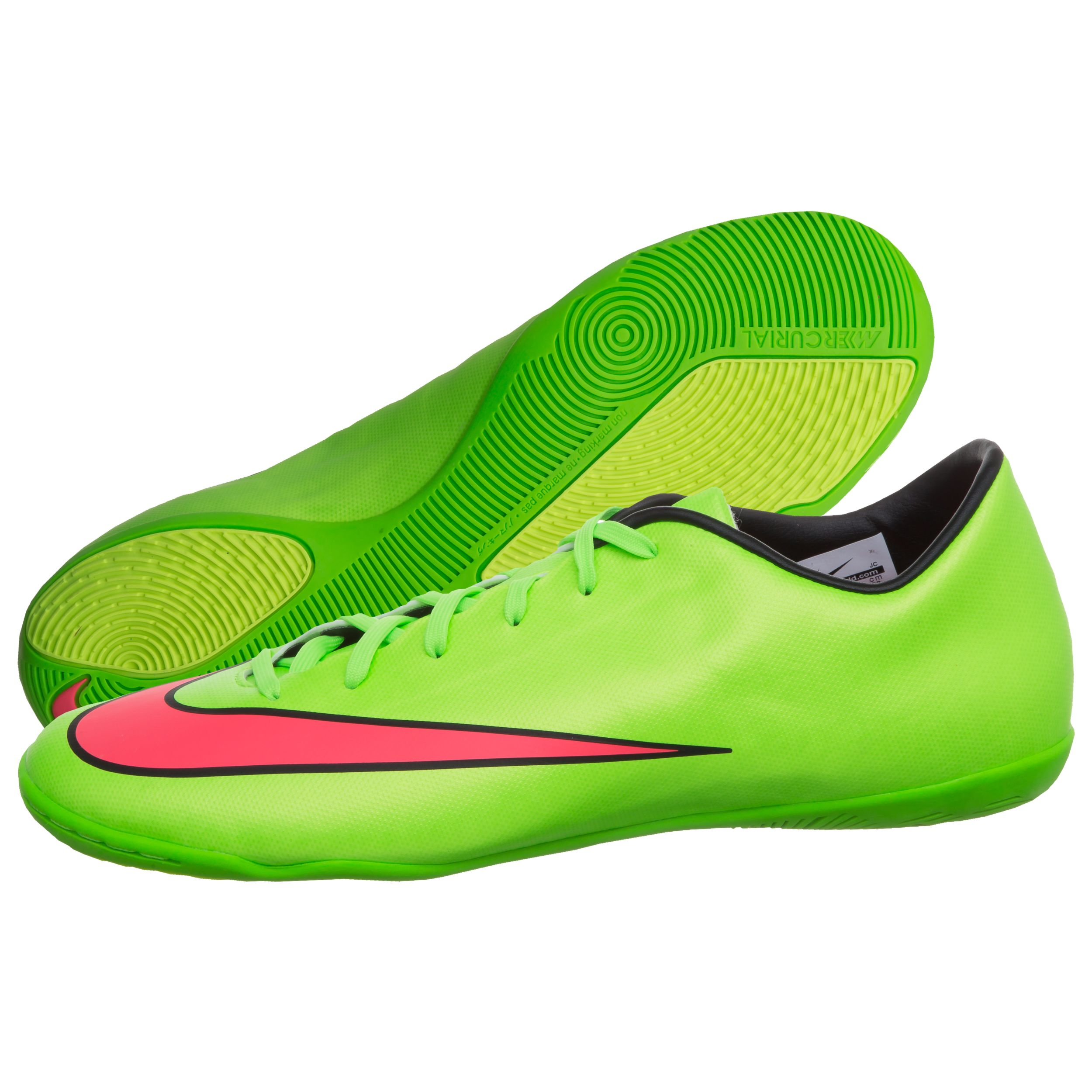 more photos 60697 898d7 ... punch 651639 360 nike mercurial victory v ic futsal innendrs fotballsko  electric .