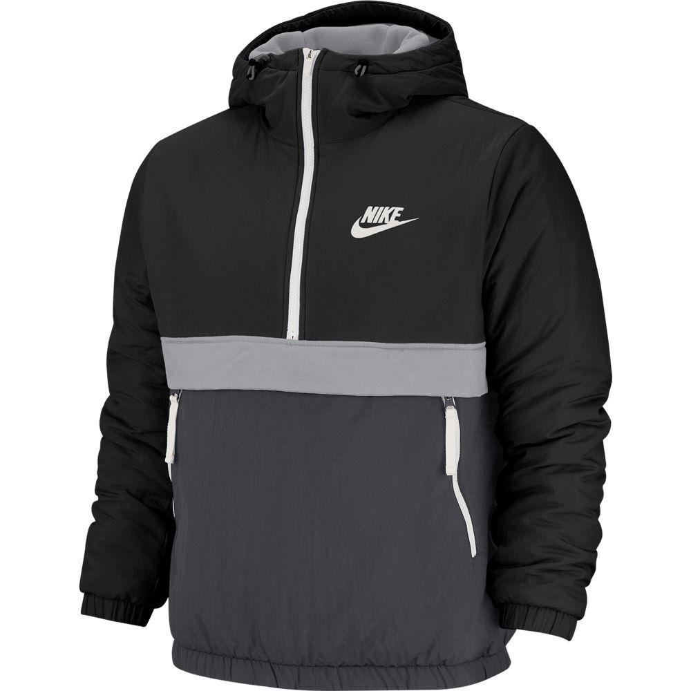 nike sportswear fill winterjacke black damen billig