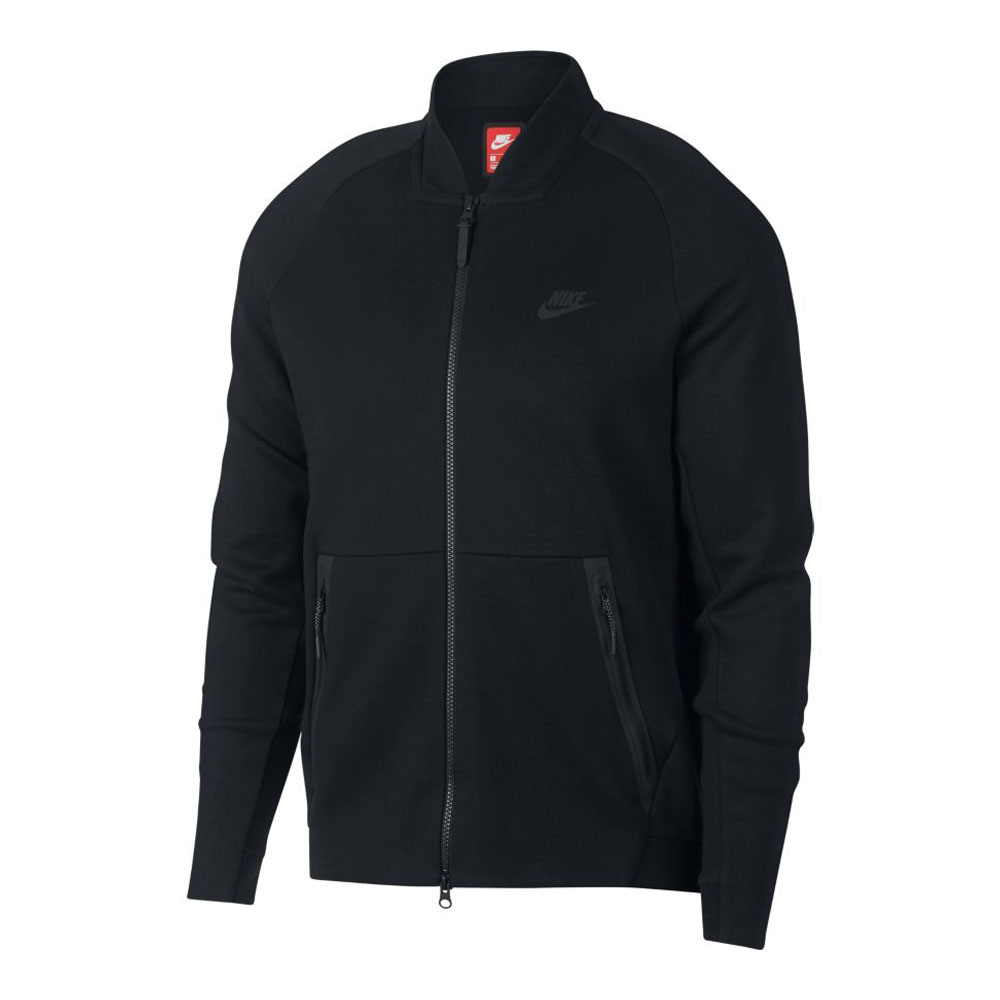 nike tech fleece varsity jacke 886617 011 teamsport. Black Bedroom Furniture Sets. Home Design Ideas