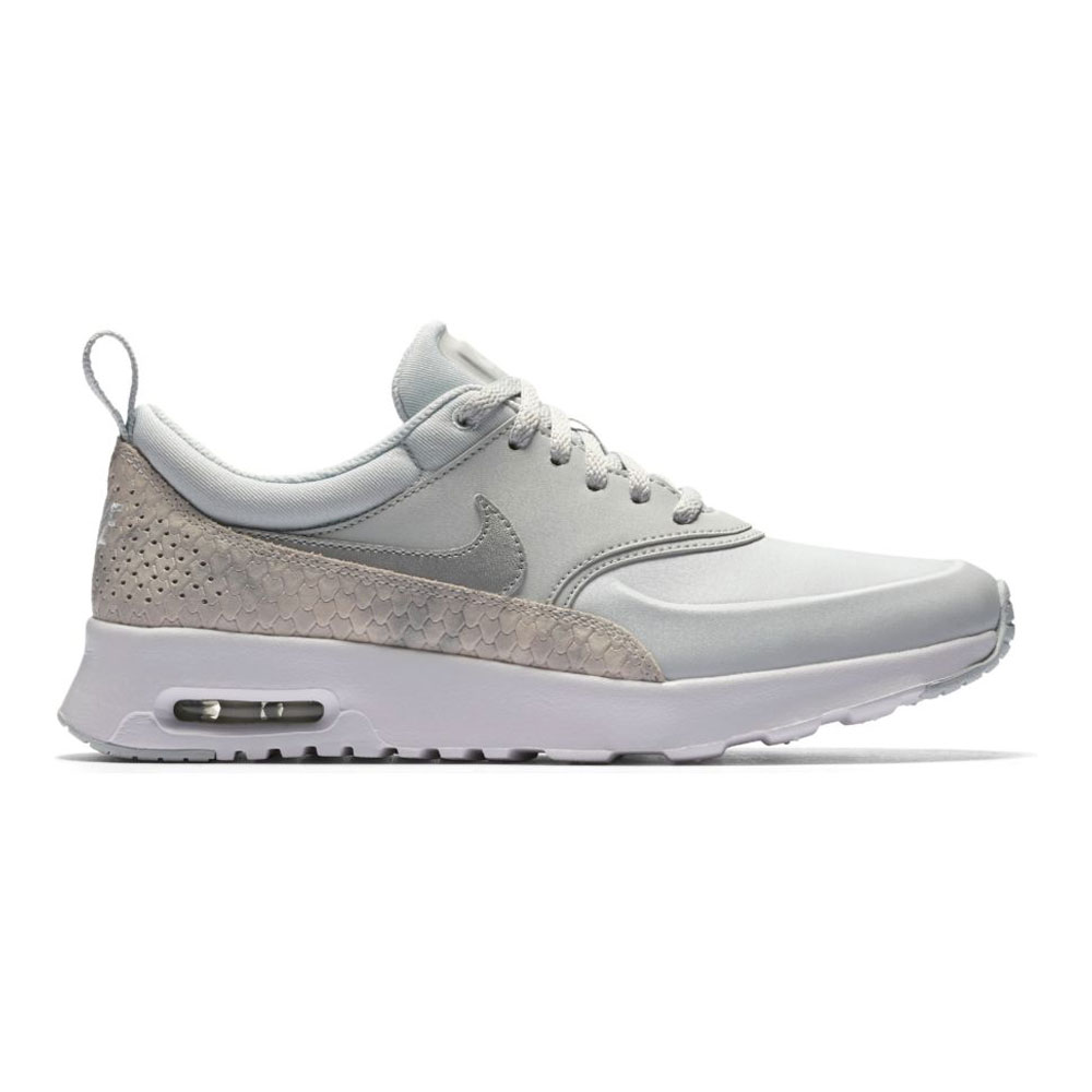 NIKE WMNS Air Max Thea Premium Damen Sneaker Schwarz
