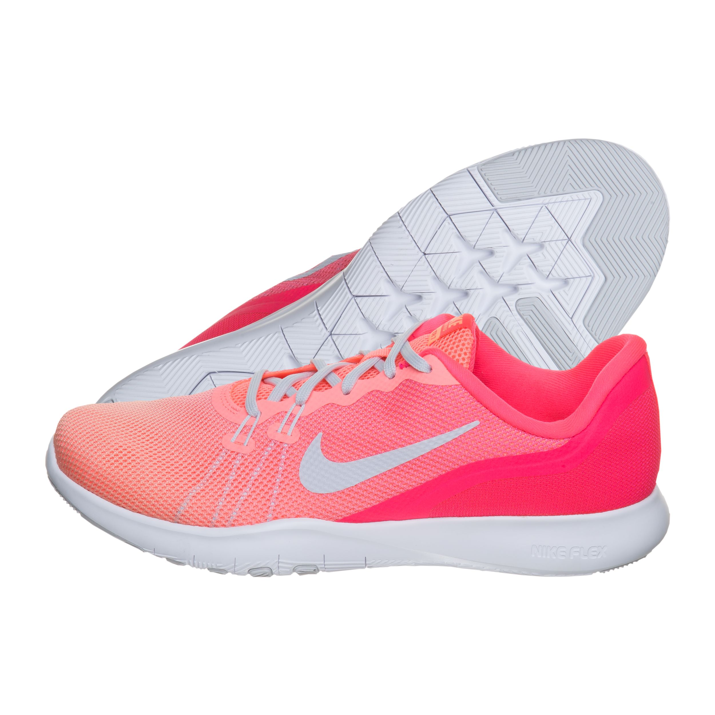 pretty nice cc287 46ab2 ... where to buy nike wmns free trainer 7 fitnessschuh rosa rosa 57e3f  54af7 ...