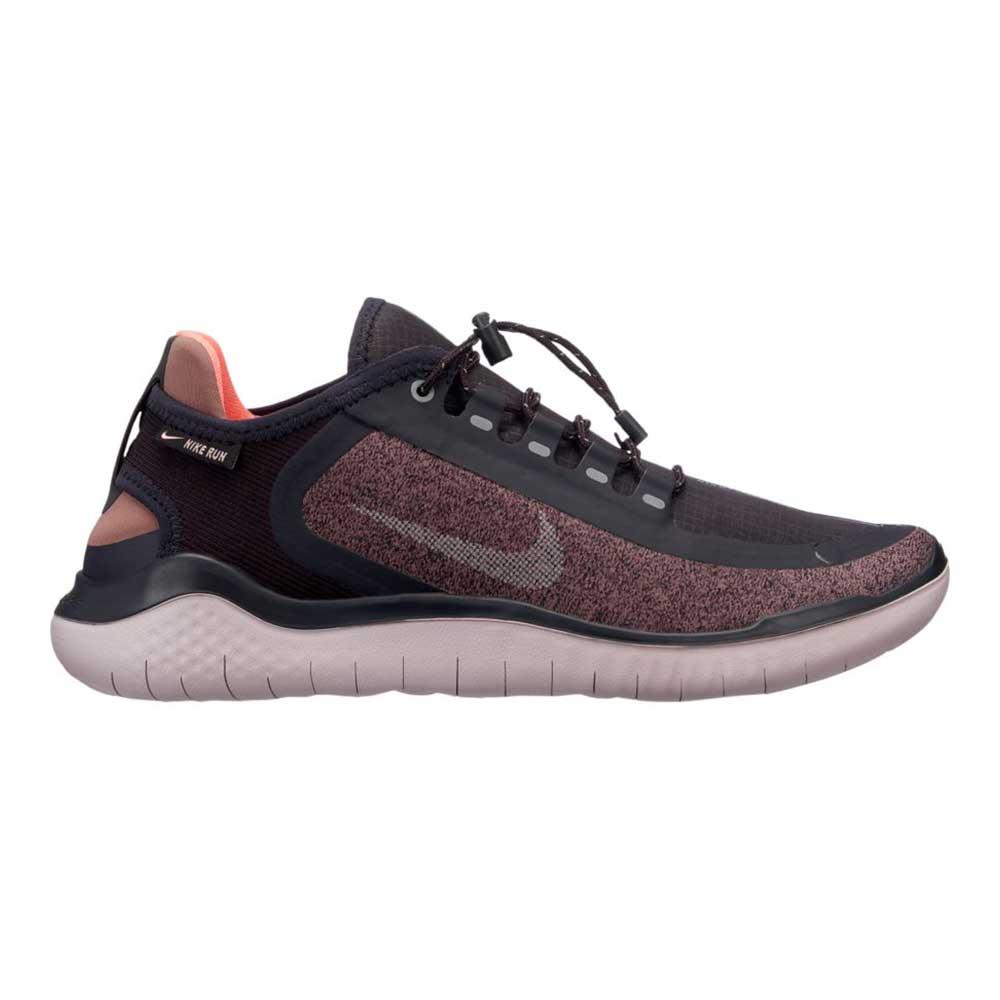 Nike Free RN 2018 Women Schwarz Schuhe Laufschuhe Damen 119
