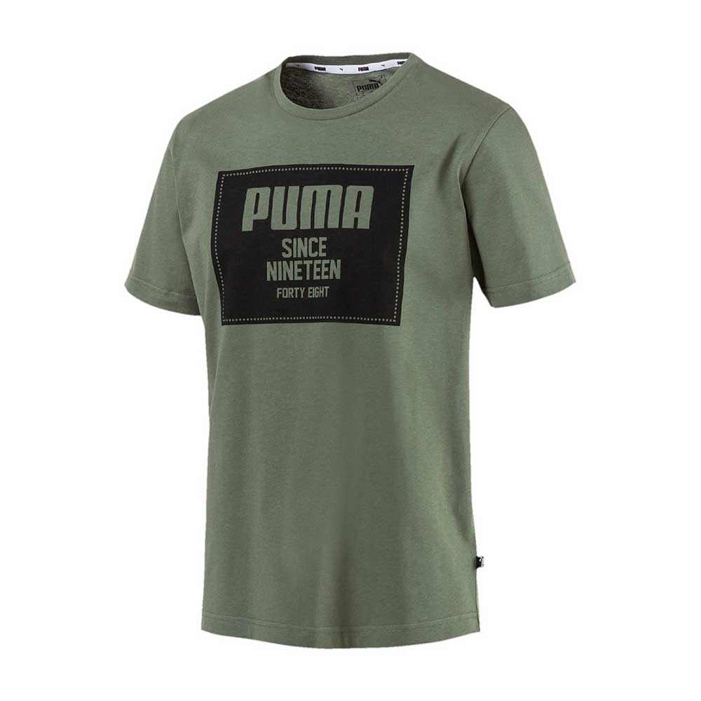 eff77d0236b1 Rebel Block Basic T-Shirt. Puma