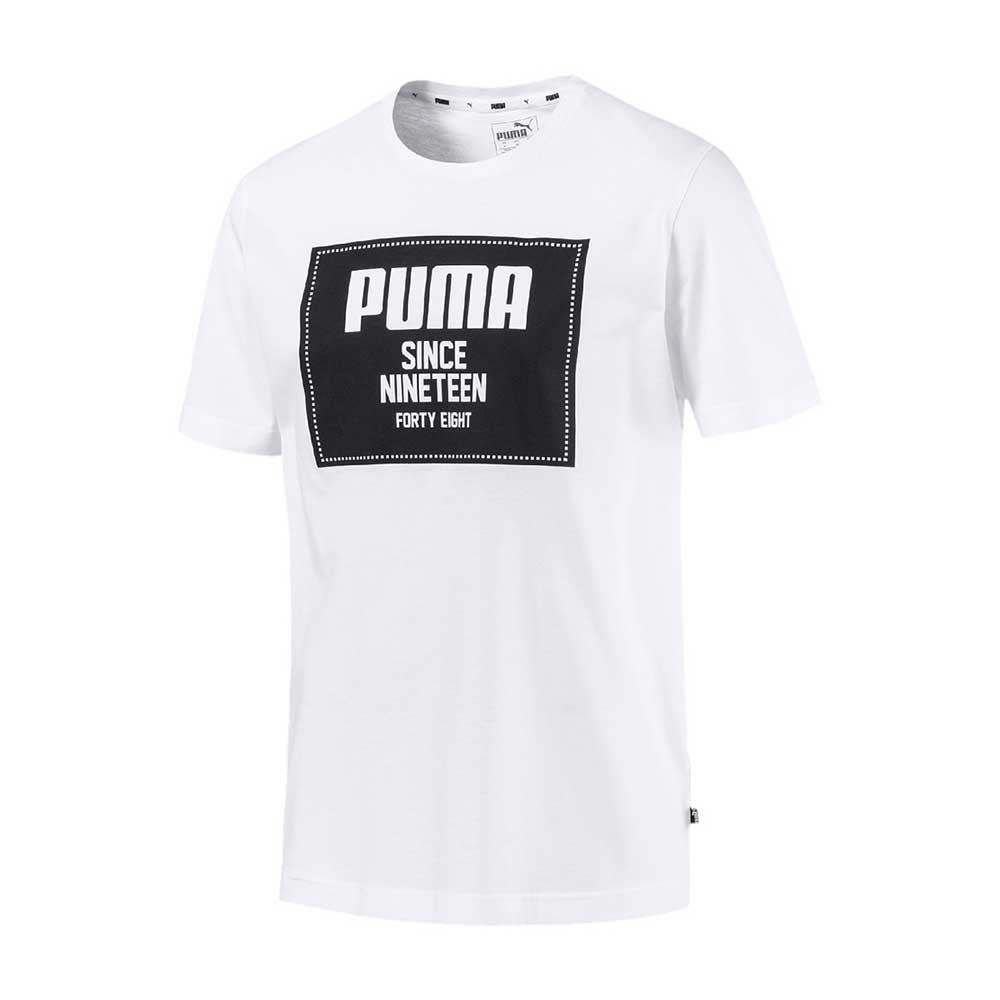 395ec9fe827 Teamsport Philipp | Puma Rebel Block Basic T-Shirt 852395-0002 ...
