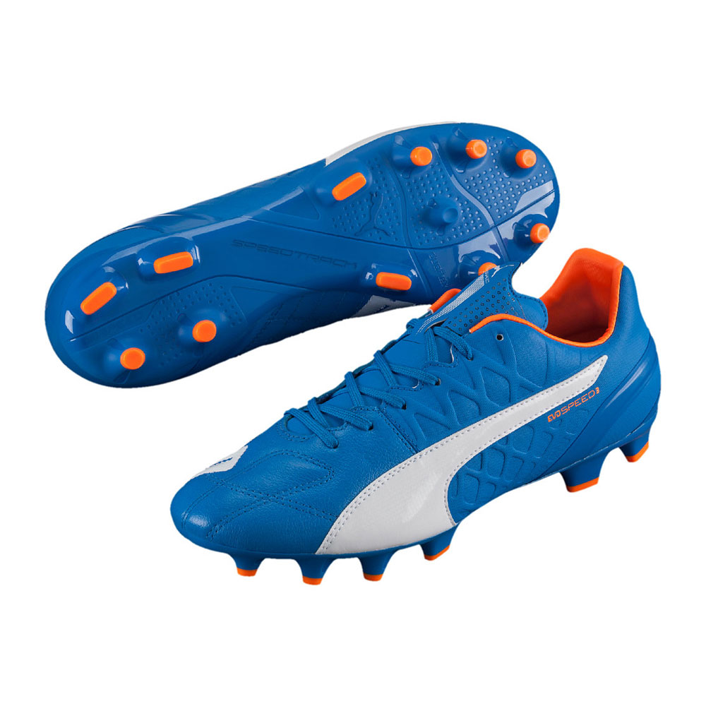 EvoSpeed 3.4 Leather FG