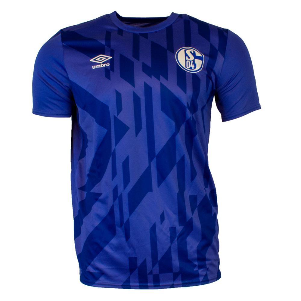 detailed look 4d192 e4fee FC Schalke 04 Warm Up T-Shirt 2019/2020