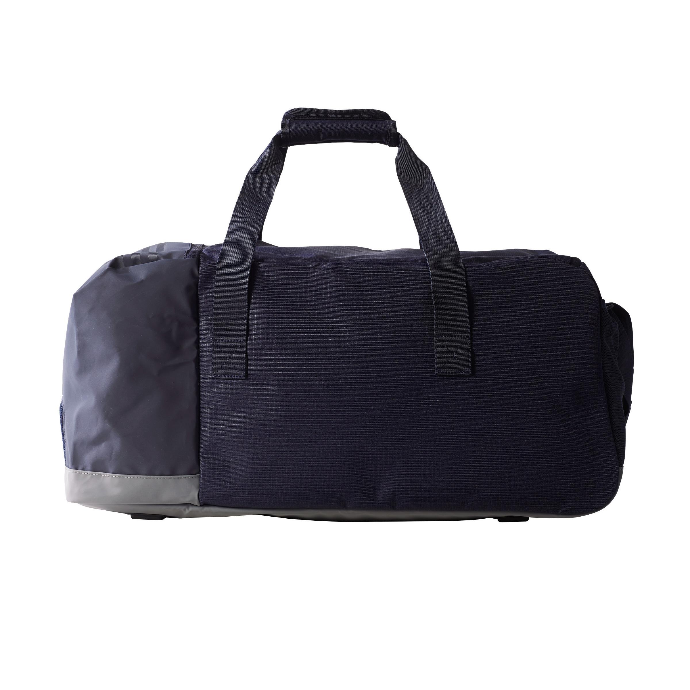 adidas tasche 3s performance teambag m blau herren damen. Black Bedroom Furniture Sets. Home Design Ideas