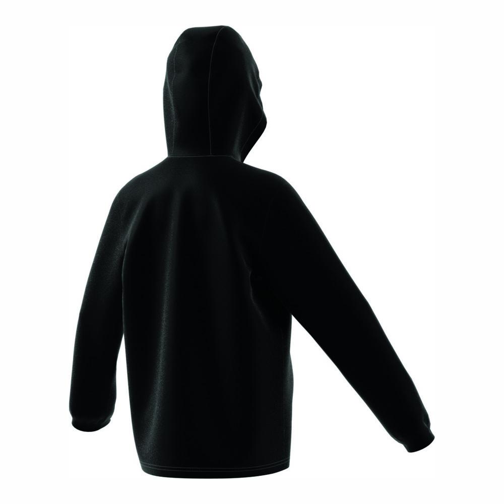 adidas jacke coref regenjacke junior schwarz kinder m35321. Black Bedroom Furniture Sets. Home Design Ideas