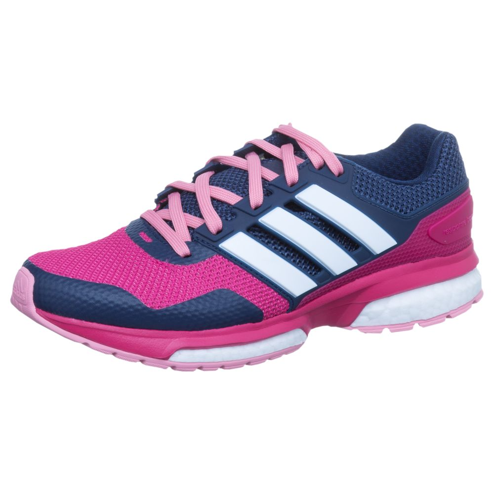adidas laufschuhe response boost 2 woman pink damen b33498. Black Bedroom Furniture Sets. Home Design Ideas