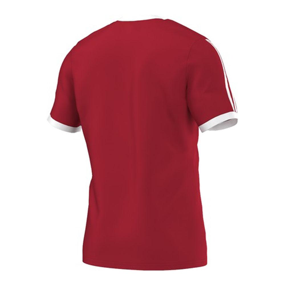 Details zu adidas Tabela 14 Trikot Kurzarm Herren rot F50274_Male NEU & OVP