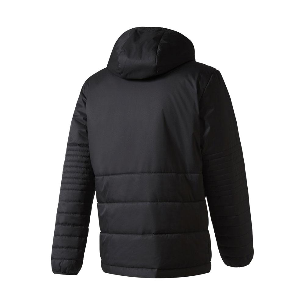 adidas jacke tiro 17 winterjacke schwarz herren bs0042. Black Bedroom Furniture Sets. Home Design Ideas