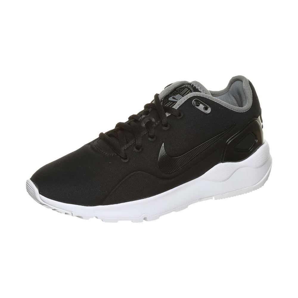 Nike Damen LD Runner Sneaker, Schwarz (Black/White/Black 001), 37.5 EU