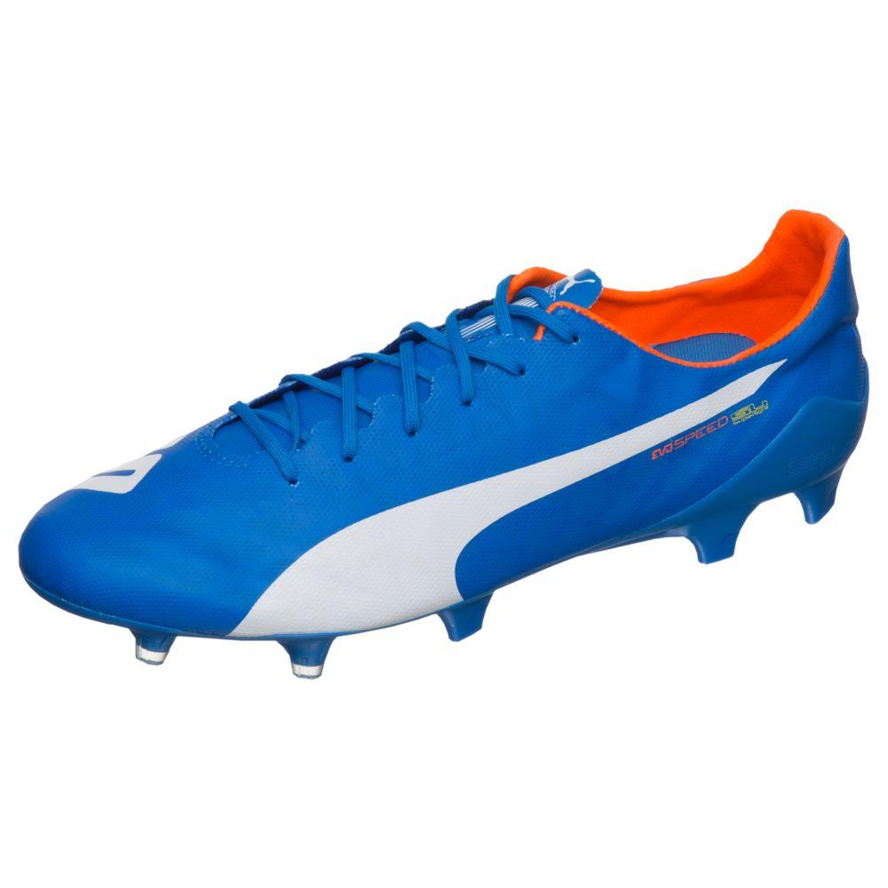 Puma Fußballschuhe EvoSpeed SL FG FG FG blau Herren  103235-0003 -  NEU & OVP 4a354b